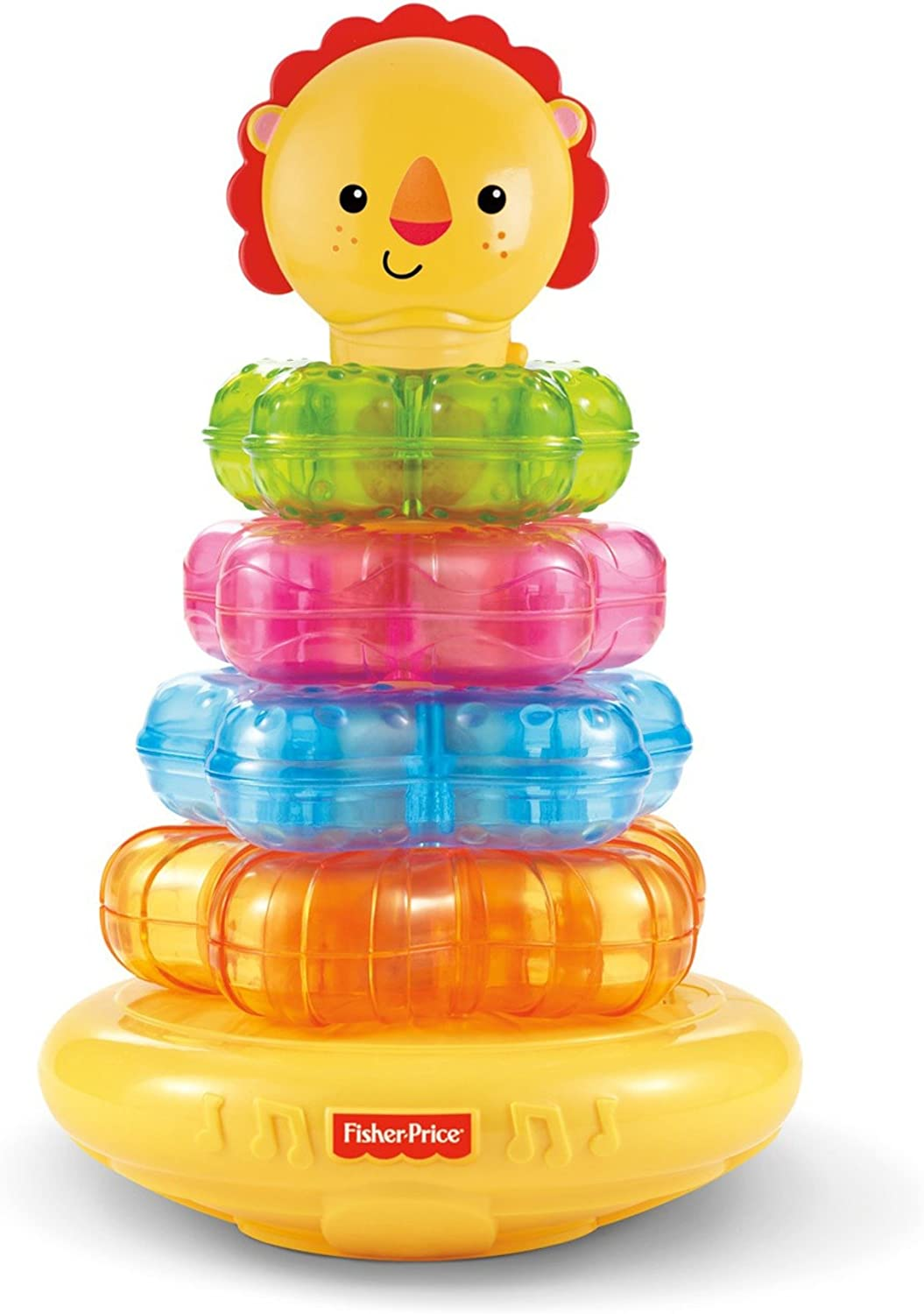 Top 10 Best Baby Stacking Toys (2020 Reviews & Buying Guide) 5