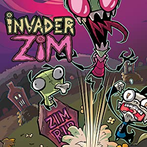 Amazon.com: Invader Zim Vol. 1 eBook: Jhonen Vasquez, Eric ...