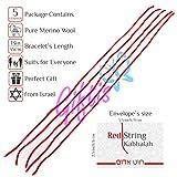 5 pcs Original Kabbalah Red String Bracelet
