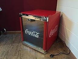husky hus cc 165 flaschenk hlschrank coca cola a 51 cm h he 84 kwh jahr 50 l k hlteil. Black Bedroom Furniture Sets. Home Design Ideas