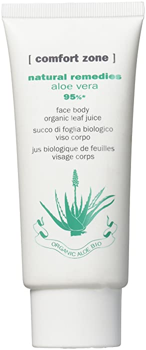 Comfort Zone Natural Remedies Aloe Vera, 3.38 Fluid Ounce