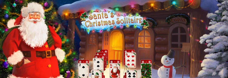 Christmas Solitaire.Amazon Com Santa S Christmas Solitaire Download Video Games