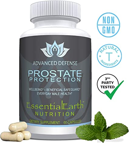 prostate defence dietary supplement