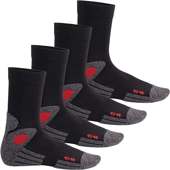 6/o 12/paia di calze da uomo e donna Sport Sneaker con suola in spugna rinforzata