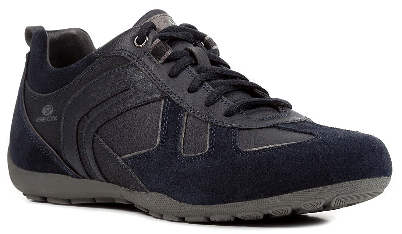 TALLA 46 EU. GEOX Ravex Men's Low Sneaker Blue