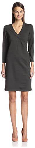 SOCIETY NEW YORK Women's Surplice Dress