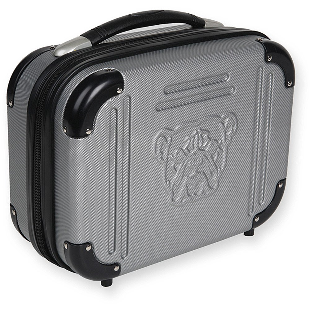 Bulldog Cases Grey Molded Double Pistol Case (9x12x5-Inch) BD580