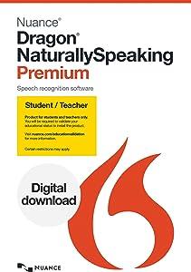 Dragon Premium 13.0, Student/Teacher Edition [PC Download] (Discontinued)