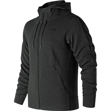 4c7fb8dbf4038 New Balance 247 Luxe Full-Zip Fleece Jacket - Men's at Amazon Men's  Clothing store:
