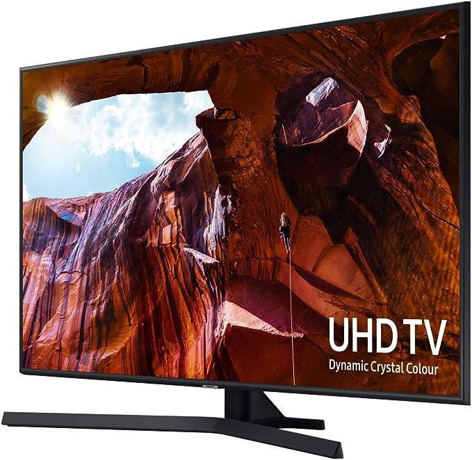 Samsung 55 Pulgadas Crystal Dynamics ru7400 Color HDR de Smart TV ...
