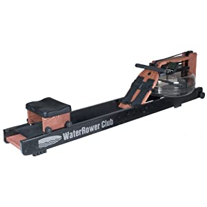 WaterRower Club Rowing Machine in Ash Wood with S4 Monitor Review