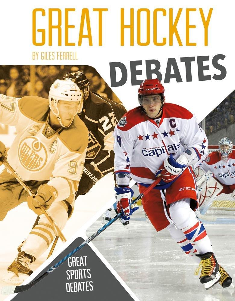 Great Hockey Debates (Great Sports Debates) by Sportszone (Image #1)