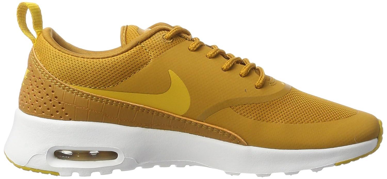 Nike Air Max Thea Wmns Braun Schuhe Damen Sneaker Turnschuhe Braun Wmns 599409 701 Größenauswahl:40 e22eb6