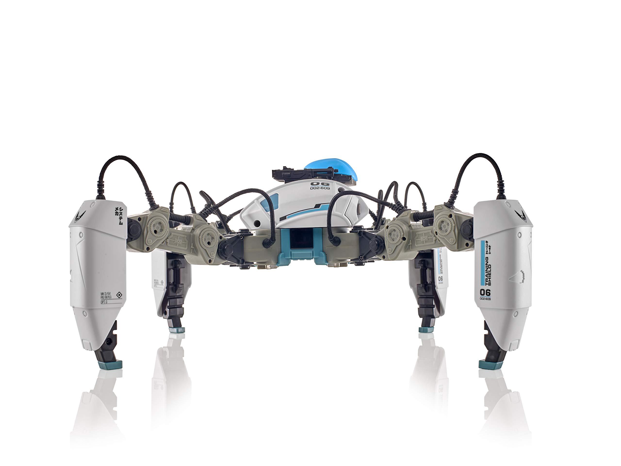Mekamon Berserker V1 Gaming Robot - US (White) by Mekamon (Image #2)