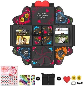 Amazon.com: DOGAR - Caja de regalo de explosión creativa ...