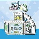 ABU PeekABU Diapers Windeln - Packung mit 10 (Extra Large)