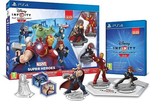 23 opinioni per Disney Infinity 2.0: Marvel Super Heroes