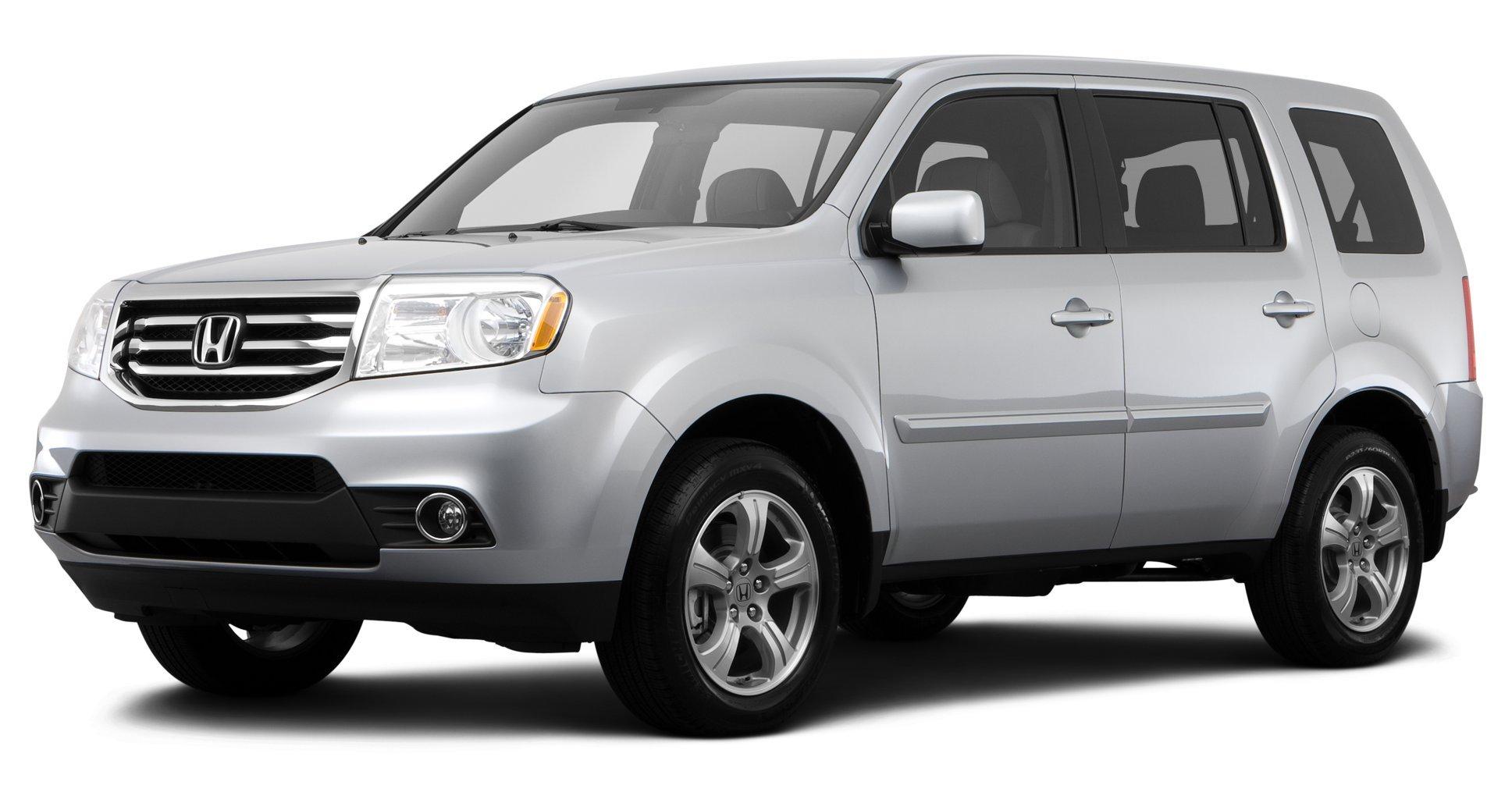 Amazon.com: 2014 Honda Pilot Reviews, Images, and Specs: Vehicles