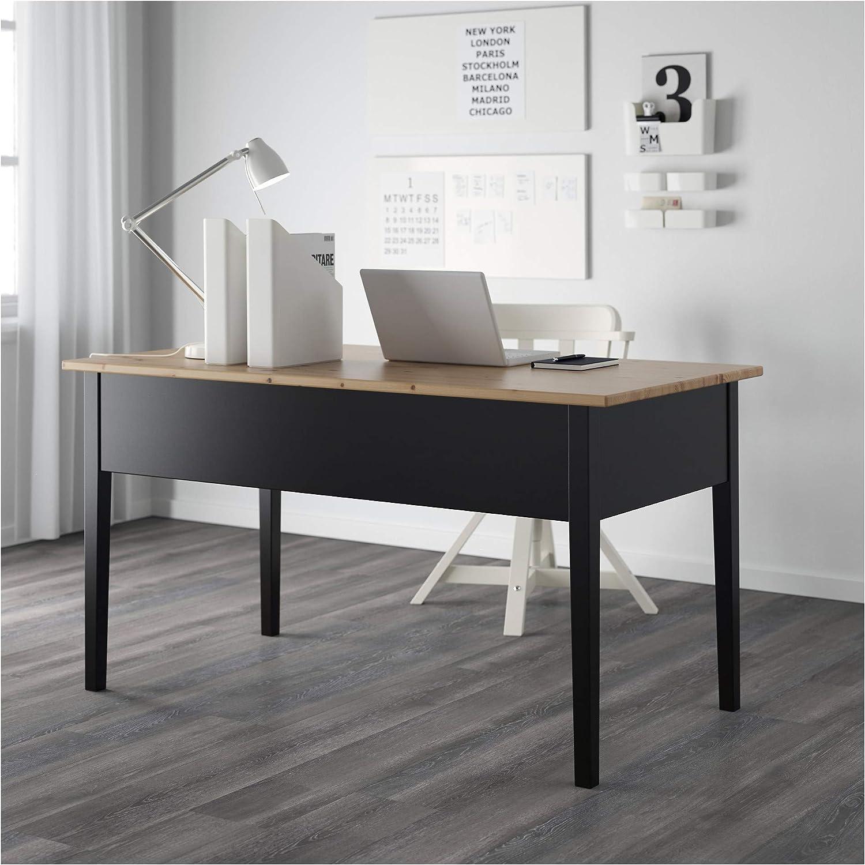Ikea Arkelstorp - Escritorio, Color Negro: Amazon.es: Juguetes y ...