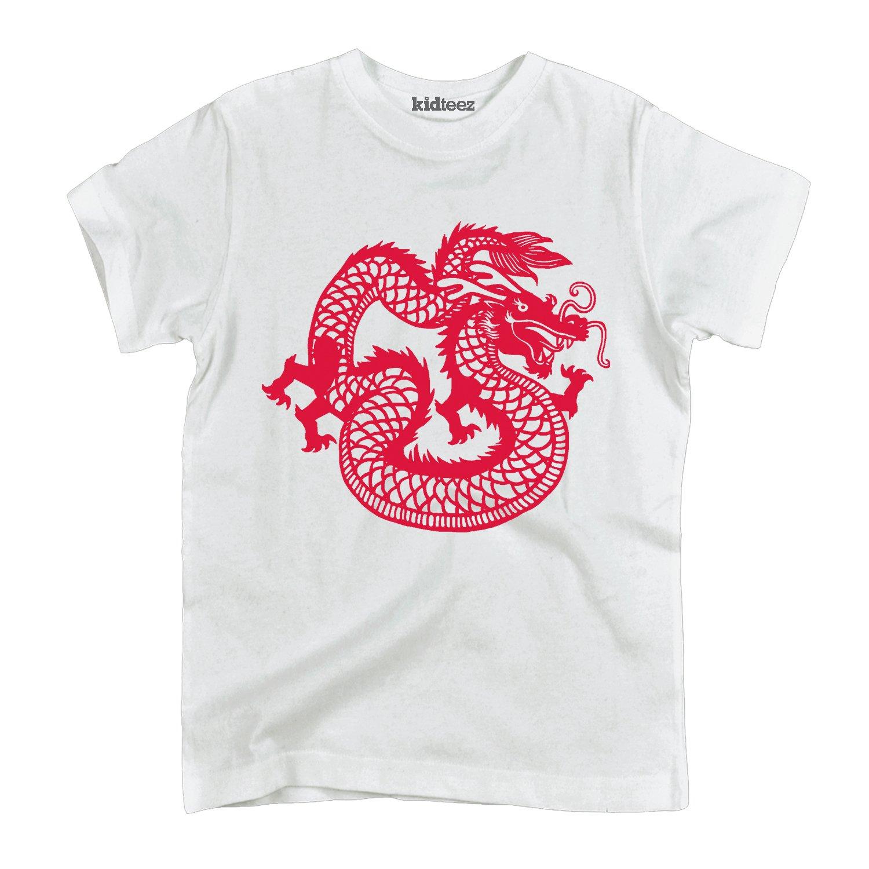 Dragon New Year-Toddler Short Sleeve Tee