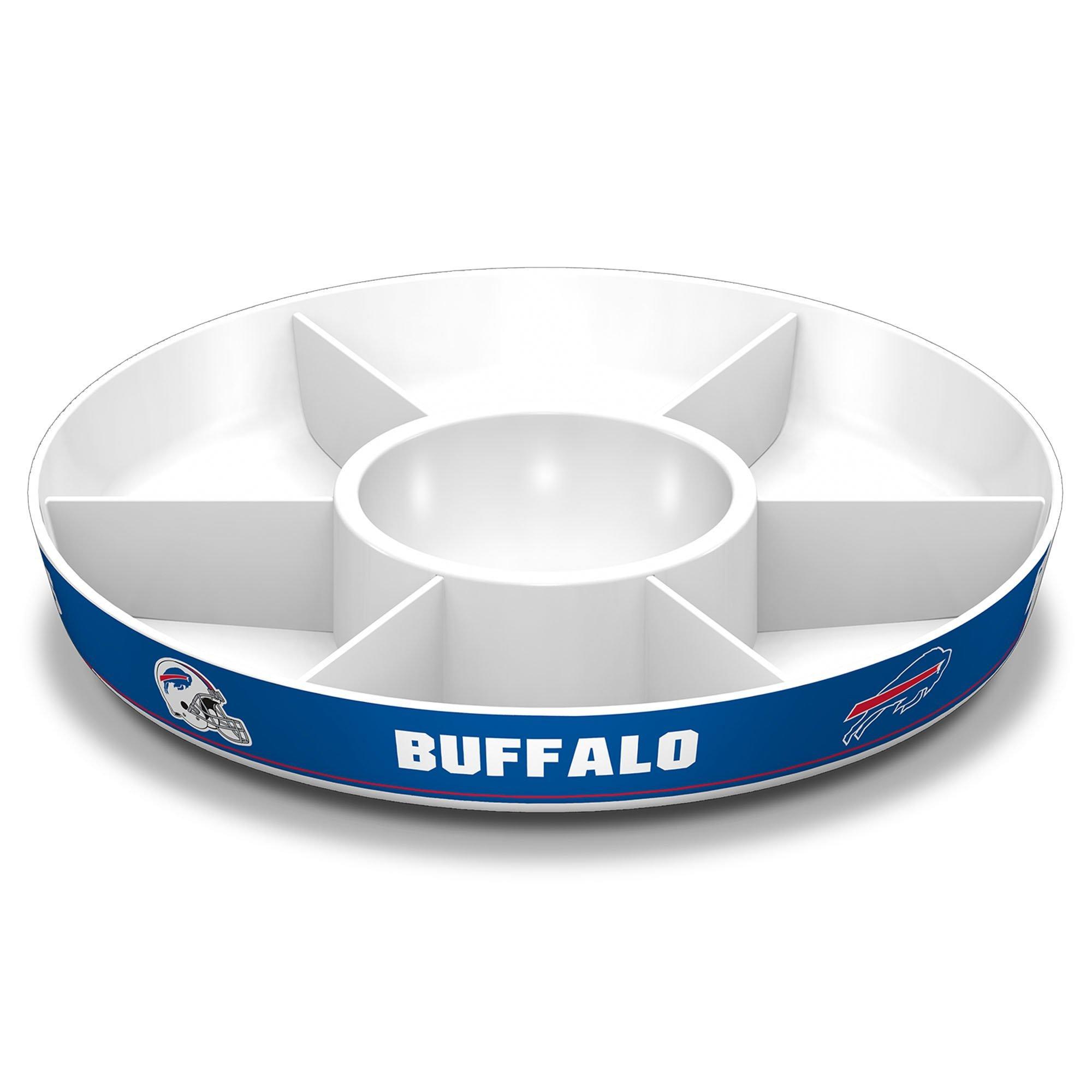 Fremont Die NFL Buffalo Bills Party Platter by Fremont Die