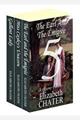 The Elizabeth Chater Regency Romance Collection #5 Kindle Edition