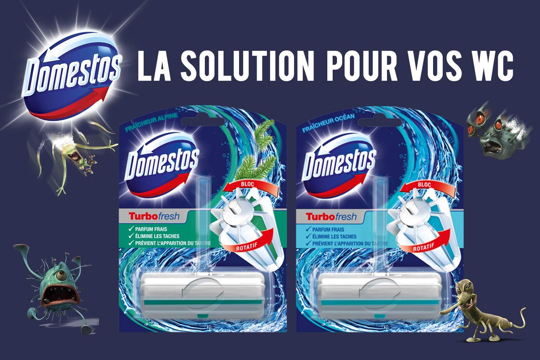Domestos - Bloques de limpieza para inodoro, Pack de 3: Amazon.es: Salud y cuidado personal