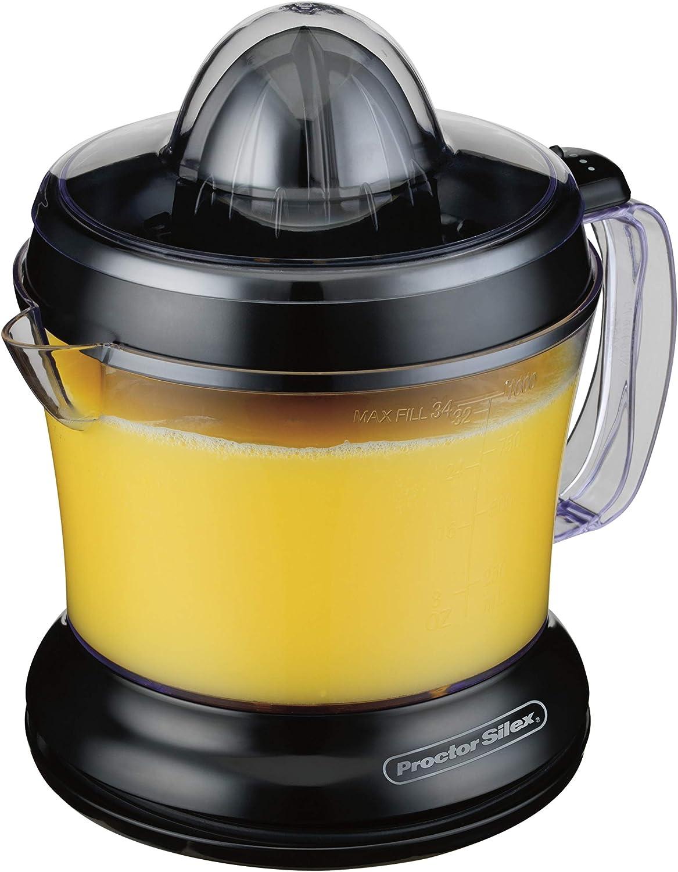 silex Electric Juicer Citrus Proctor Juicily Using Fruits Like Oranges Lemons Blending