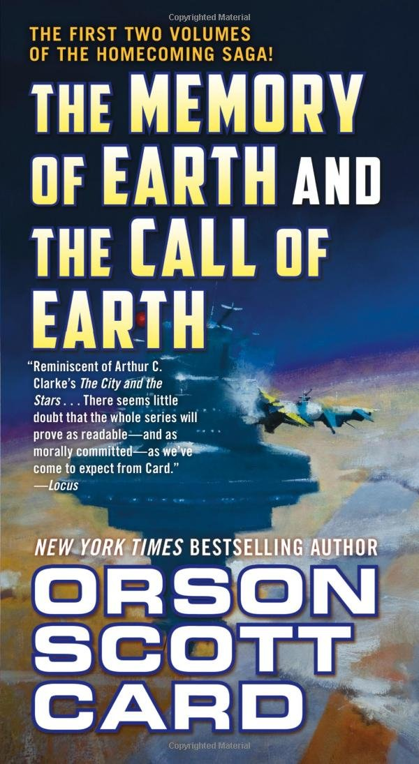 Read Online The Memory of Earth and The Call of Earth: The First Two Volumes of the Homecoming Saga pdf epub
