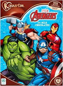 Marvel Avengers Chocolate Advent Calendar 40g by Kinnerton Christmas Countdown