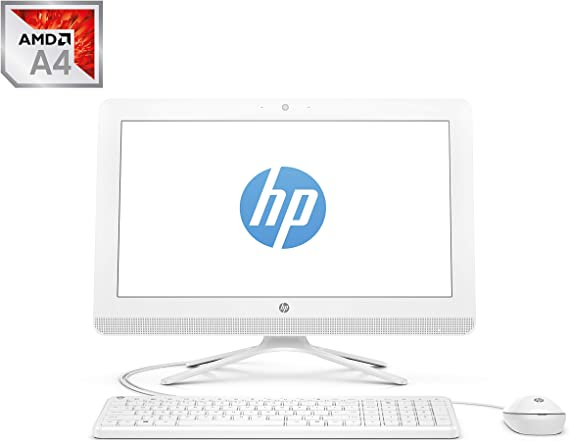 HP All-in-One 20-c406ns - Ordenador de sobremesa 19.5