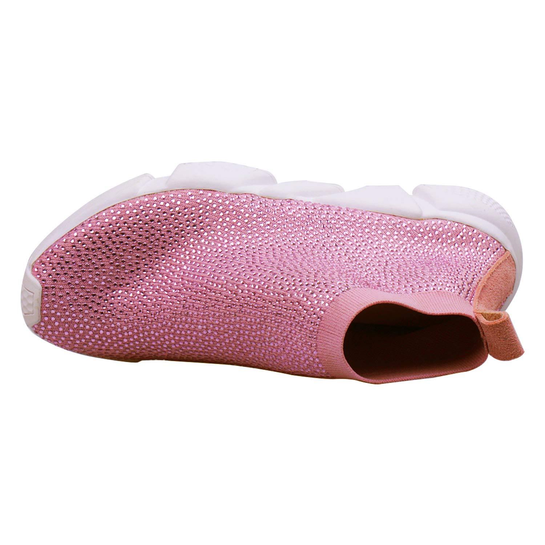 HEETIST HEE66067, Damen Sneaker, Pink - Rose - 38 Größe: 38 - - ab56bc