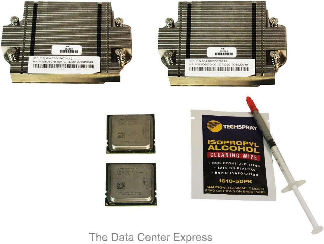 HP BL685C Opteron 8435 26 6-Core 2P CPU Kit 539816-B21