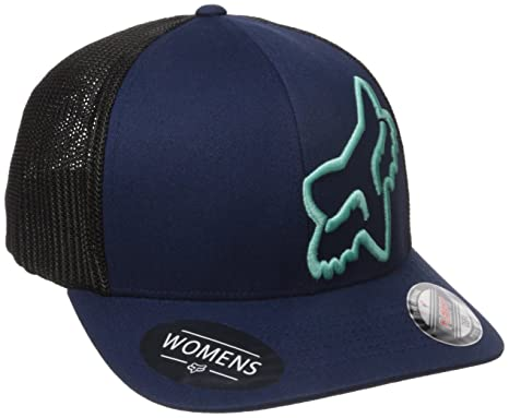 c8805880 Fox Women's Whirlwind Flexfit Hat, Indigo, One Size: Amazon.co.uk ...