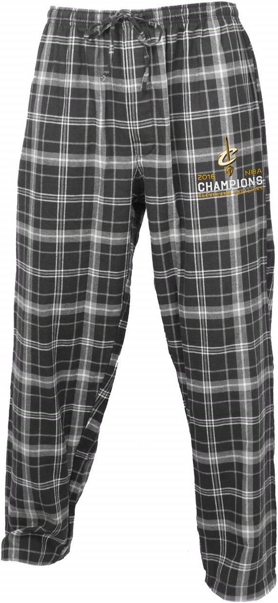Cleveland Cavaliers NBA 2016 Champs Knit cordón dormir pantalones ...