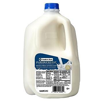387edc435 2% Milk 1 Gallon: Amazon.com: Grocery & Gourmet Food