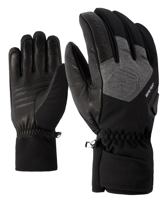 Ziener Herren Gonzales GTX(r)+Gore Active Ski Alpine Handschuhe