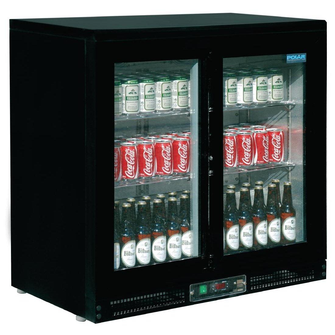 Enfriador expositor de bar 168 botellas Polar: Amazon.es: Hogar