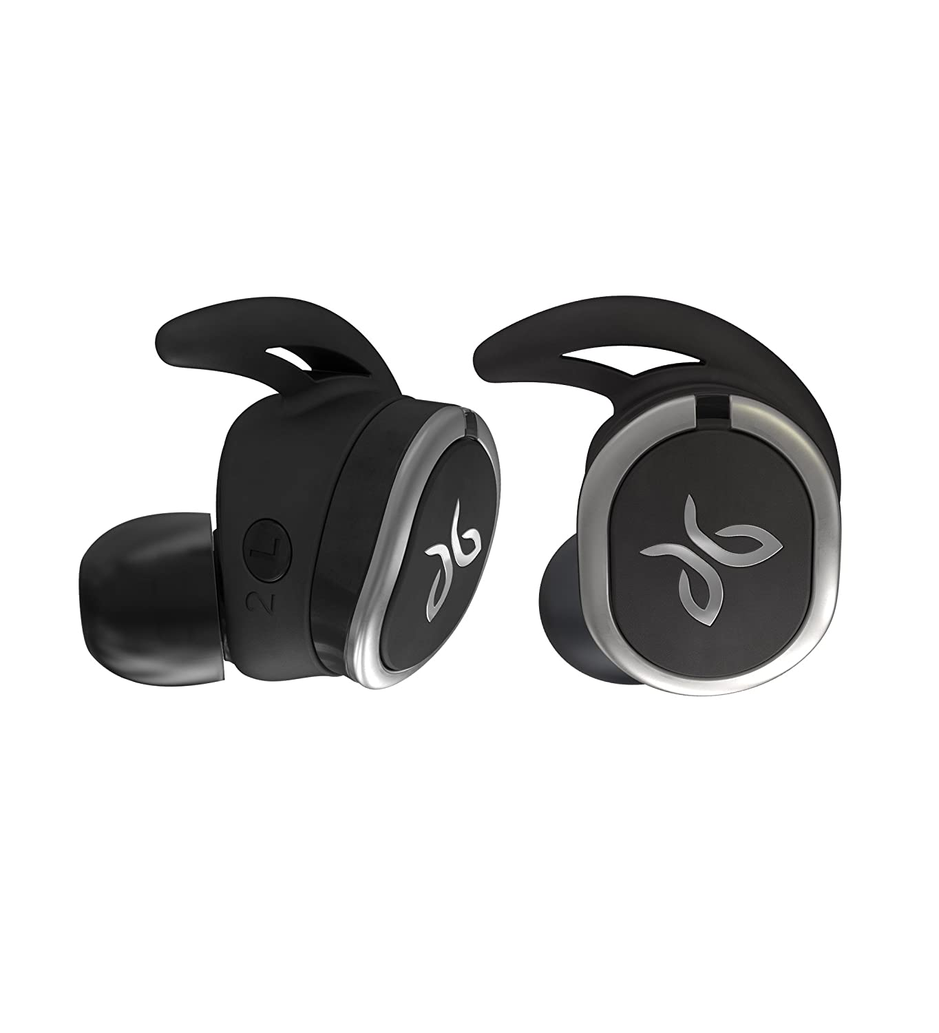 Jaybird RUN True Wireless Headphones for Running, Secure Fit, Sweat-Proof and Water Resistant