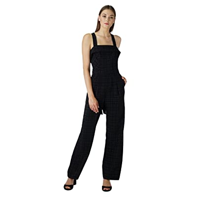 3a25248abc4f Adelyn Rae Lilah Woven Jumpsuit