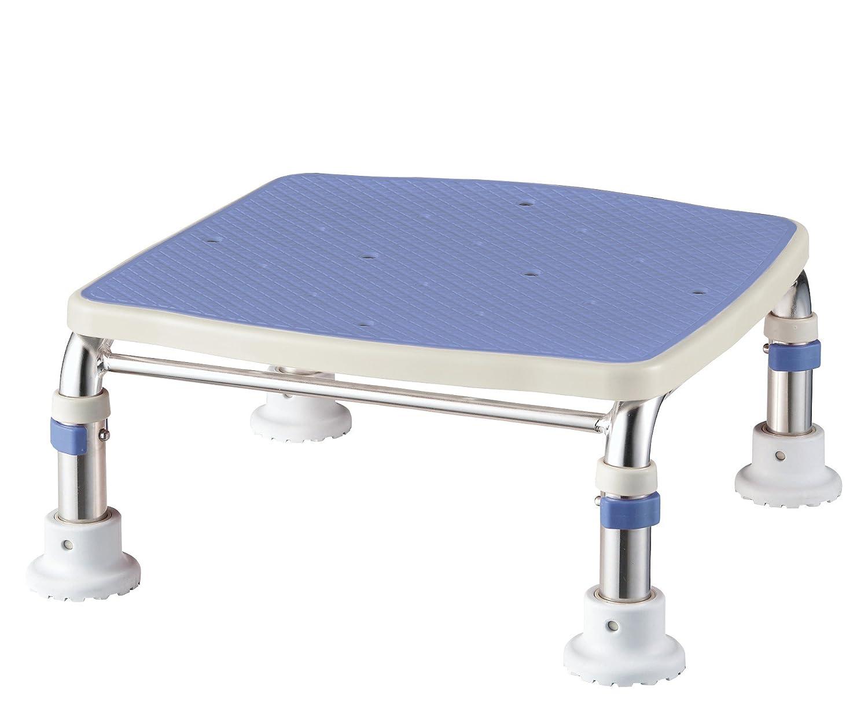 アロン化成 安寿 ステンレス製浴槽台Rジャスト (高さ20-30, ブルー) B00H0VIEB4  ブルー