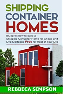 shipping container homes blueprint how to build a shipping container home for cheap and live - Build Container Home
