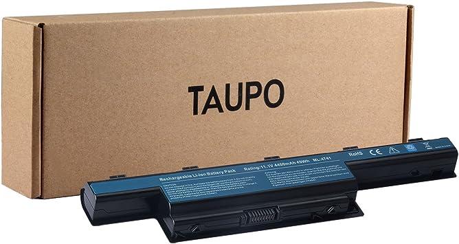 Amazon.com: Taupo Nueva batería para computadora portátil ...