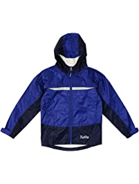 TUFFO Big Boy's Adventure Rain Jacket RJB003, 10-12