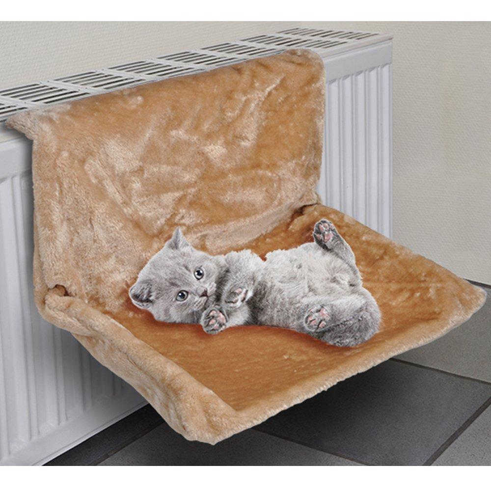 Hamaca para gatos Calefacción - Tumbona Cama Gato Radiador hueco: Amazon.es: Productos para mascotas