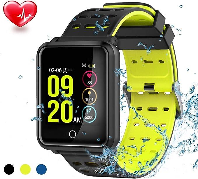 Tagobee TB06 IP68 Reloj Inteligente a Prueba de Agua Monitor de la ...