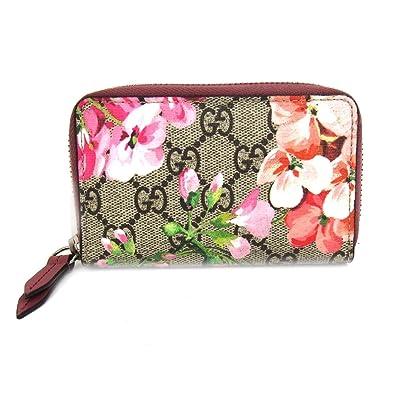 a83887432bbf [グッチ] GUCCI GGブルームス 花柄 アンティークローズ コインケース カードケース 小銭入れ