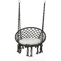 Dmaoast Macram Swing Hammock Chair