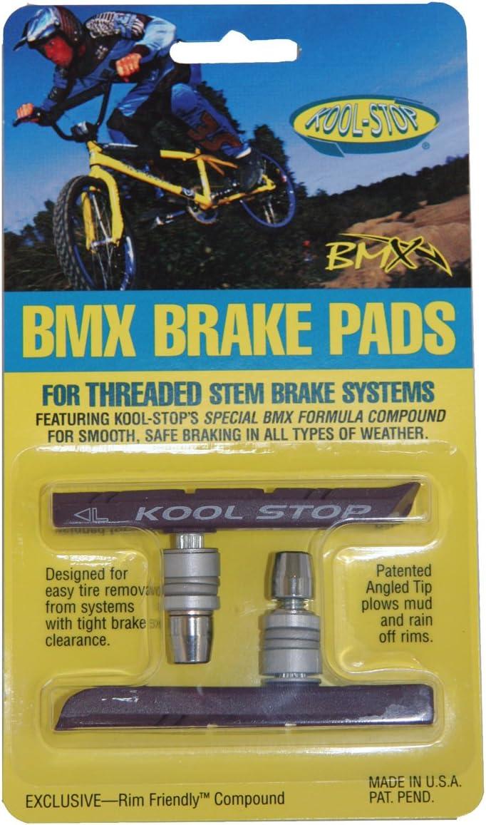 Kool Stop 2 Compound BMX Bike Brake Pads Black