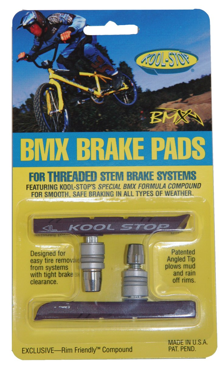 Kool Stop BMX Threaded Brake Pads